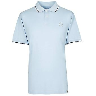 Pretty GREEN Classic Tipped Pique Polo Chemise