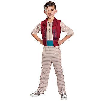 Chlapecký kostým