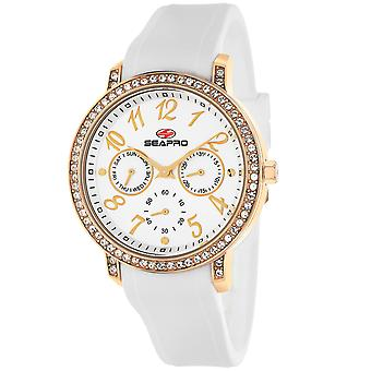 Seapro Women-apos;s Swell Silver Dial Watch - SP4412