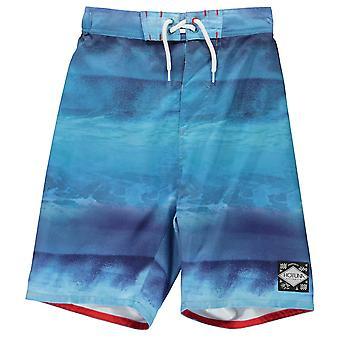 Hot Tuna Boys Sub Board Shorts Junior Board Pants Trousers Bottoms