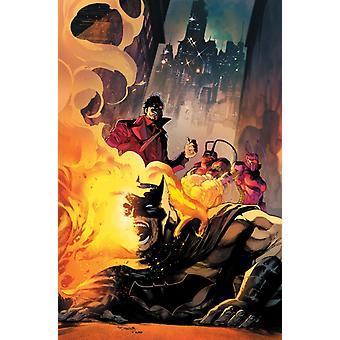 Batman Detective Comics Volume 9 Deface the Face by Robinson & JamesSegovia & Stephen