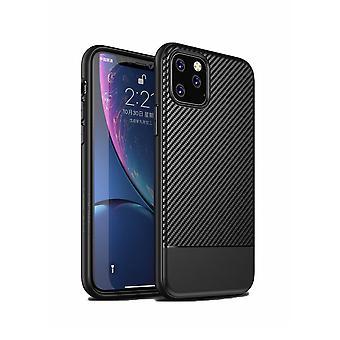 iPhone 11 | Carbon Fiber Soft TPU Case