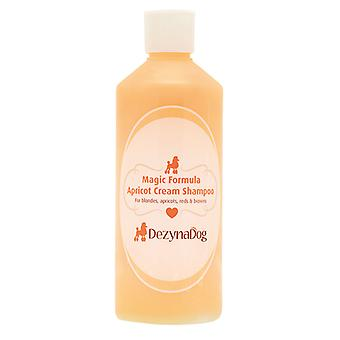 Dezynadog Magic Formula albicocca crema Shampoo 500ml