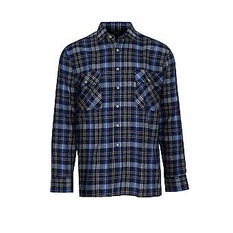 Champion Herren Land Stil Tilbury Casual Langarm-Shirt