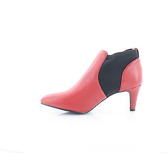 Alfani Womens HAZZEL Ankle Booties Black 10M