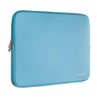 Notebooktasche Hülle Case Laptop Handtasche 14 - 15,6 Zoll Blau