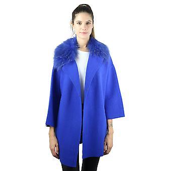 Blue Cardigan Sam-rone Woman SAM11