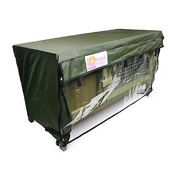 A hutch company single hutch hugger cover