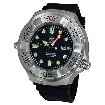 Tauchmeister T0319 Quartz Diving Watch 52mm