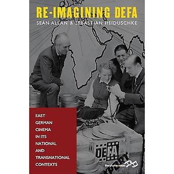 Defa Itä-Saksan elokuvaa sen kansallisissa ja kansainvälisissä yhteyksissä Allan & S