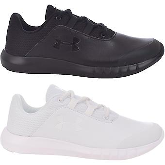 Under Armour UA Boys Mojo Uniform Laced Shoes Buty Sneakers