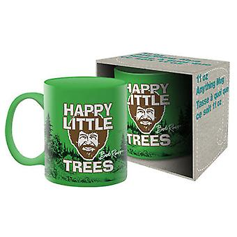 Bob Ross Trees 11oz Mug