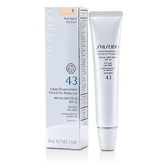 Shiseido Urban Environment Tinted Uv Protector Spf 43 - # Sombra 1 30ml/1.1oz