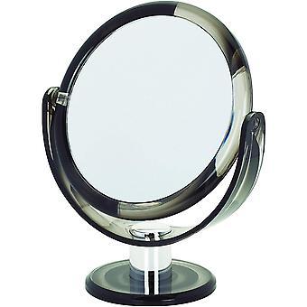 Danielle Creations Vanity Mirror x10 magnifying - Grey Swirl