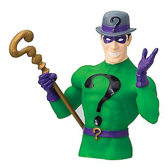 Batman Riddler Bust Bank