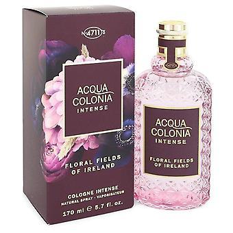 4711 Acqua colonia campos florales de irlanda eau de colonia spray intenso (unisex) por 4711 549011 169 ml