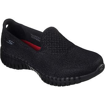 Skechers النساء Gowalk زلة الذكية على أحذية رياضية خفيفة الوزن