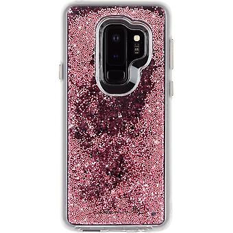 Case-Mate vattenfall fall för Samsung Galaxy S9 Plus - Rose Gold