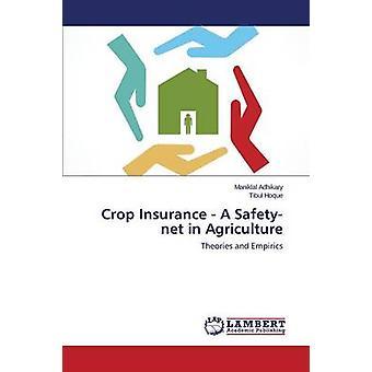 Gewasverzekering A SafetyNet in de landbouw door Adhikary ManiklalHoque Tibul
