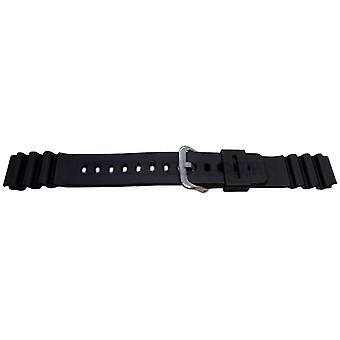 كاسيو عام حزام ساعة 18mm 289f2m (dw7000، aw302، dw2500، led100، dw400، pgw92