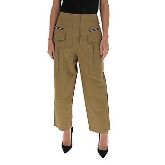 3.1 Phillip Lim E2025655lcpce250 Women's Beige Cotton Pants