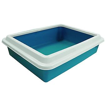 Agrobiothers Cat Litter Tray With Rim + Scoop