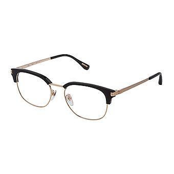 Dunhill VDH182G 0300 Shiny Rose Gold Glasses