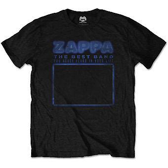 Frank Zappa Beste Band Du'har aldri hørt Offisiell T-skjorte Unisex