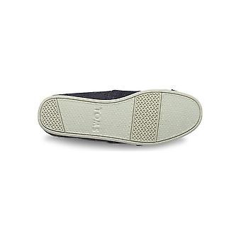 تومس - أحذية - زلة على - TRIM-V2-ALPR_100083-36-DENIM - الرجال - البحرية، سيينا - الولايات المتحدة 11.5