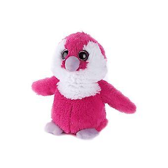 Warmies de pluș Pinguin roz