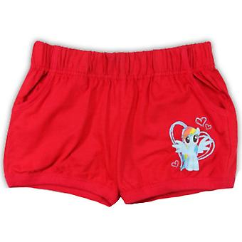 My little pony girls shorts with 2 pockets