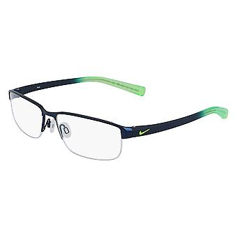 Nike 8098 405 Satin Blue Fade Glasses