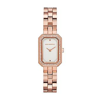 Karl Lagerfeld Analog quartz ladies Watch with stainless steel band KL6107