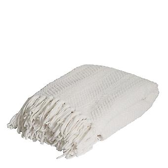 Louie Throw 125x150cm Ivory