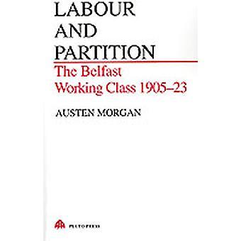 Arbete och delning Belfast arbetet klassificerar 190523 av Morgan & Austen