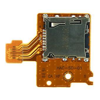Per Nintendo Switch - Cavo di accensione slot per schede MicroSD iParts4u