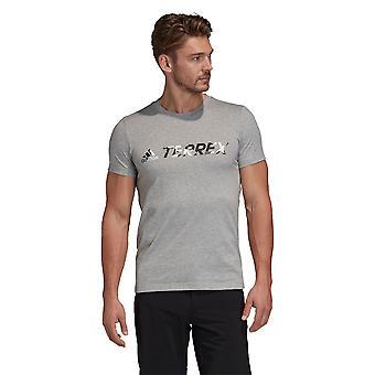 adidas Terrex Logo T-paita - SS20