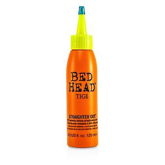 TIGI Bed Head raddrizzare il 98% di umidità-sfidando raddrizzamento CREMA 120ml/4oz