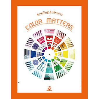 Color Matters - Branding & Identity by SendPoints - 9789881294395