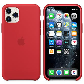 Apple Silicone Case for iPhone 11 Pro Red Red Case Protective Phone Case Case Case