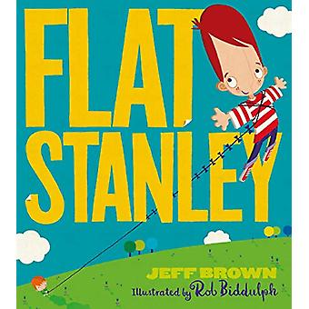 Flat Stanley by Jeff Brown - 9781405291552 Book
