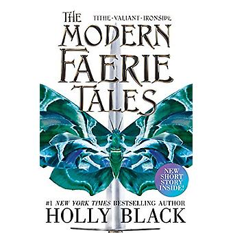 The Modern Faerie Tales - Tithe; Valiant; Ironside by Holly Black - 97