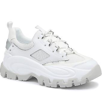 Liu Jo Naisten Wave 01 Paksu Pitsi-Up Sneaker