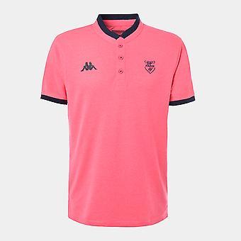 Kappa Stade Francais 2019/20 Off Field Polo Shirt