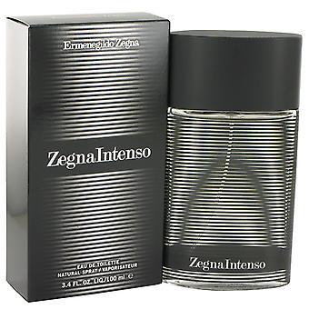 Ermenegildo Zegna Intenso Eau de Toilette 100ml EDT Spray