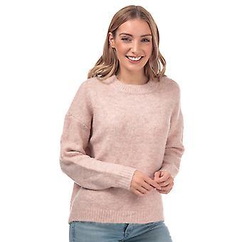 Women's Only Zoey Boyfriend Jumper in Pink