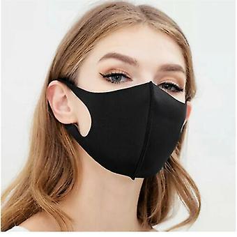 100-Pack waschbarMundschutz Gesichtsmaske Atemschutz