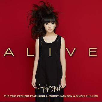 Hiromi - Alive [CD] USA import