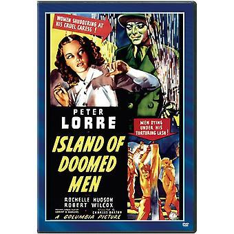 Island of Doomed Men [DVD] USA import