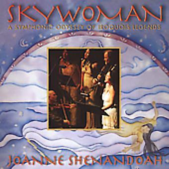 Joanne Shenandoah - Skywoman [CD] USA import